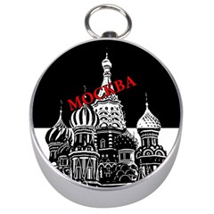 Moscow Silver Compasses by Valentinaart