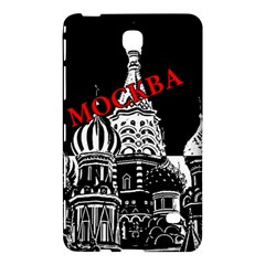 Moscow Samsung Galaxy Tab 4 (8 ) Hardshell Case  by Valentinaart