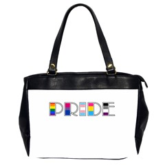 Pride Office Handbags (2 Sides)  by Valentinaart