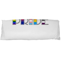 Pride Body Pillow Case (dakimakura) by Valentinaart
