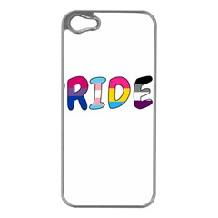 Pride Apple Iphone 5 Case (silver)