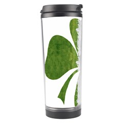 Irish Clover Travel Tumbler