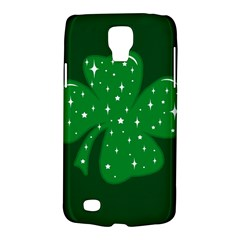 Sparkly Clover Galaxy S4 Active