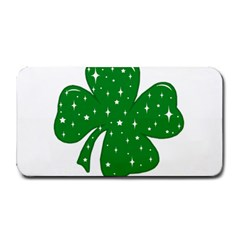 Sparkly Clover Medium Bar Mats