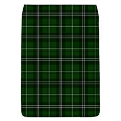 Green Plaid Pattern Flap Covers (l)