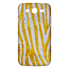 Skin4 White Marble & Yellow Marble (r) Samsung Galaxy Mega 5 8 I9152 Hardshell Case  by trendistuff