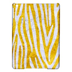 Skin4 White Marble & Yellow Marble (r) Ipad Air Hardshell Cases by trendistuff