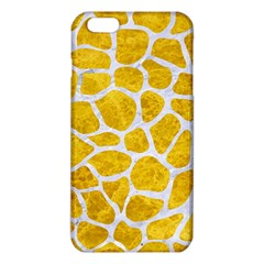 Skin1 White Marble & Yellow Marble (r) Iphone 6 Plus/6s Plus Tpu Case by trendistuff