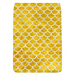 Scales1 White Marble & Yellow Marble Flap Covers (s)  by trendistuff