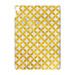 Circles3 White Marble & Yellow Marble (r) Apple Ipad Pro 10 5   Hardshell Case by trendistuff