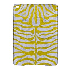 Skin2 White Marble & Yellow Leather (r) Ipad Air 2 Hardshell Cases by trendistuff