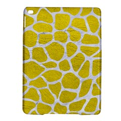 Skin1 White Marble & Yellow Leather (r) Ipad Air 2 Hardshell Cases by trendistuff