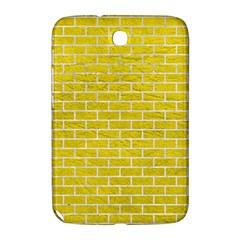 Brick1 White Marble & Yellow Leather Samsung Galaxy Note 8 0 N5100 Hardshell Case  by trendistuff