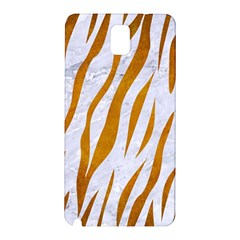 Skin3 White Marble & Yellow Grunge (r) Samsung Galaxy Note 3 N9005 Hardshell Back Case by trendistuff