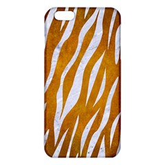 Skin3 White Marble & Yellow Grunge Iphone 6 Plus/6s Plus Tpu Case by trendistuff