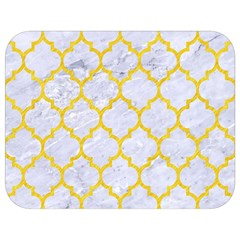 Tile1 White Marble & Yellow Colored Pencil (r) Full Print Lunch Bag by trendistuff