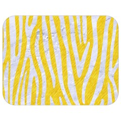 Skin4 White Marble & Yellow Colored Pencil (r) Full Print Lunch Bag by trendistuff