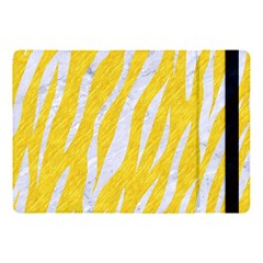 Skin3 White Marble & Yellow Colored Pencil Apple Ipad Pro 10 5   Flip Case by trendistuff