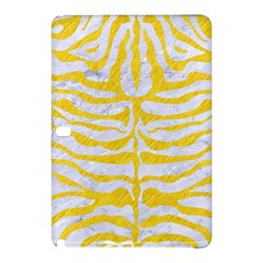 Skin2 White Marble & Yellow Colored Pencil (r) Samsung Galaxy Tab Pro 12 2 Hardshell Case by trendistuff