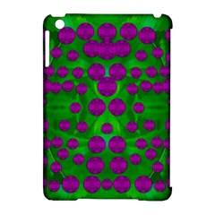 The Pixies Dance On Green In Peace Apple Ipad Mini Hardshell Case (compatible With Smart Cover) by pepitasart