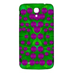 The Pixies Dance On Green In Peace Samsung Galaxy Mega I9200 Hardshell Back Case by pepitasart