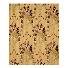 Vintage Floral Pattern Shower Curtain 60  X 72  (medium)  by paulaoliveiradesign