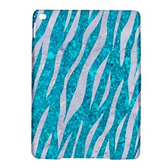 Skin3 White Marble & Turquoise Marble Ipad Air 2 Hardshell Cases by trendistuff