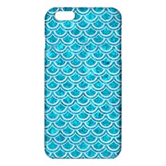 Scales2 White Marble & Turquoise Marble Iphone 6 Plus/6s Plus Tpu Case by trendistuff