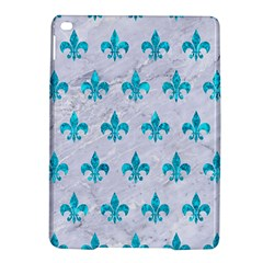 Royal1 White Marble & Turquoise Marble Ipad Air 2 Hardshell Cases by trendistuff