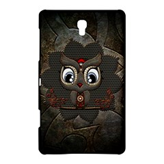 Wonderful Cute  Steampunk Owl Samsung Galaxy Tab S (8 4 ) Hardshell Case