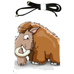 Mammoth Pre Historic Elephant  Shoulder Sling Bags by ImagineWorld