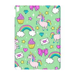 Cute Unicorn Pattern Apple Ipad Pro 10 5   Hardshell Case