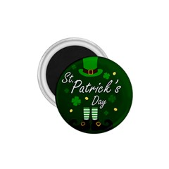 St Patricks Leprechaun 1 75  Magnets by Valentinaart