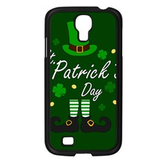 St Patricks Leprechaun Samsung Galaxy S4 I9500/ I9505 Case (black)