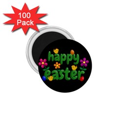 Happy Easter 1 75  Magnets (100 Pack)  by Valentinaart