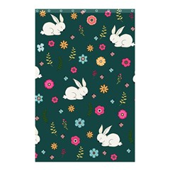 Easter Bunny  Shower Curtain 48  X 72  (small)  by Valentinaart