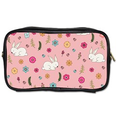 Easter Bunny  Toiletries Bags 2 Side