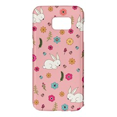 Easter Bunny  Samsung Galaxy S7 Edge Hardshell Case