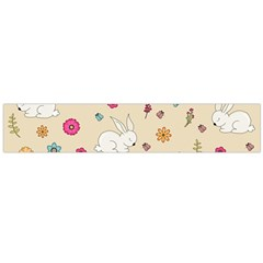 Easter Bunny  Large Flano Scarf