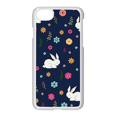 Easter Bunny  Apple Iphone 7 Seamless Case (white)