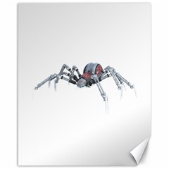 Bionic Spider Cartoon Canvas 16  X 20   by ImagineWorld