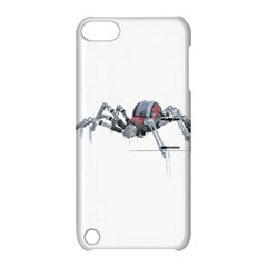 Bionic Spider Cartoon Apple Ipod Touch 5 Hardshell Case With Stand by ImagineWorld