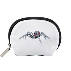 Bionic Spider Cartoon Accessory Pouches (small)  by ImagineWorld