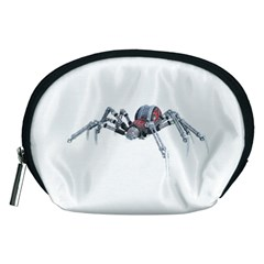 Bionic Spider Cartoon Accessory Pouches (medium)  by ImagineWorld