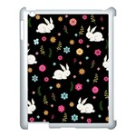 Easter bunny  Apple iPad 3/4 Case (White) Front