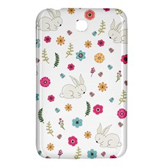 Easter Bunny  Samsung Galaxy Tab 3 (7 ) P3200 Hardshell Case