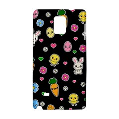 Easter Kawaii Pattern Samsung Galaxy Note 4 Hardshell Case
