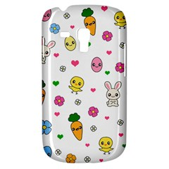 Easter Kawaii Pattern Galaxy S3 Mini by Valentinaart
