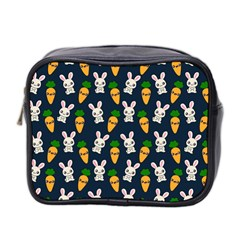 Easter Kawaii Pattern Mini Toiletries Bag 2 Side
