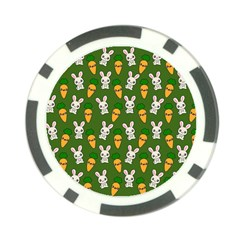 Easter Kawaii Pattern Poker Chip Card Guard (10 Pack)
